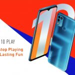 Infinix Hot 10 Play [32GB ROM + 2GB RAM] Smartphone