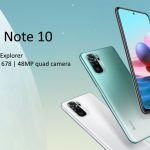 Xiaomi Redmi Note 10 Smartphone | Qualcomm® Snapdragon™ 678